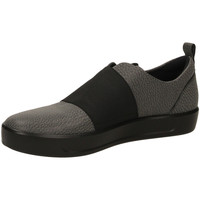 Chaussures Femme Slip ons Ecco SOFT 8 L SHINEBRIGHT black-nero