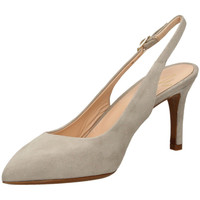 Chaussures Femme Sandales et Nu-pieds Malù CAMOSCIO taupe-taupe