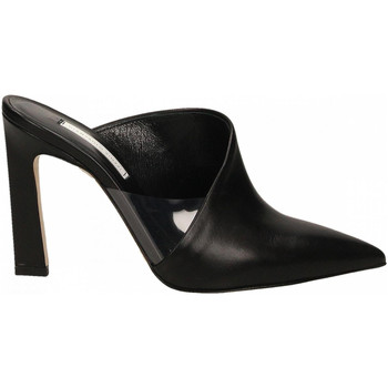 Chaussures Femme Claquettes Giampaolo Viozzi MAXIME nero