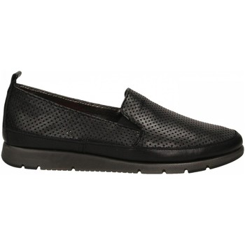 Chaussures Femme Slip ons Frau CACHEMIRE nero