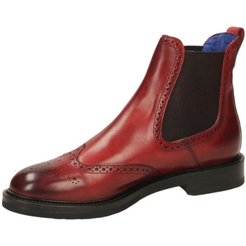 Chaussures Femme Bottines Brecos CAPRI rosso-rosso