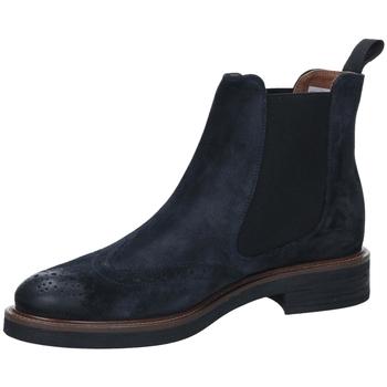 Frau Femme Boots  Waxy