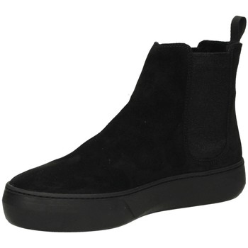 Chaussures Femme Boots Frau SOFTY nero-nero