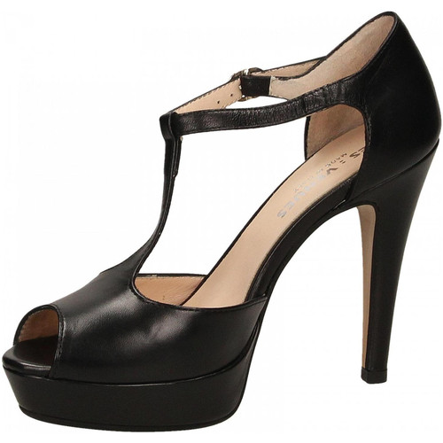 Venues Nero Femme Escarpins Les Nappa nero Chaussures 8wPNXZ0Onk