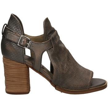 Chaussures Femme Sandales et Nu-pieds Fabbrica Dei Colli CLOUD 01552-grigio-taupe