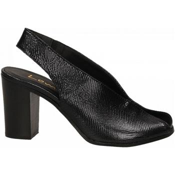 Chaussures Femme Sandales et Nu-pieds Lemaré PITONE/FIESOLE nero