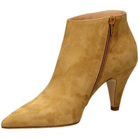 Chaussures Femme Bottines Giampaolo Viozzi CAMOSCIO camme-cammello