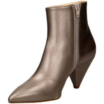 Chaussures Femme Bottines Giampaolo Viozzi NATURAL METAL argen-argento