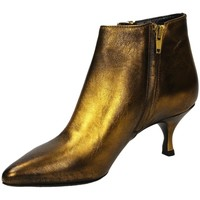 Chaussures Femme Bottines Strategia CARLA giall-giallo