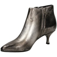 Chaussures Femme Bottines Strategia CARLA silve-argento