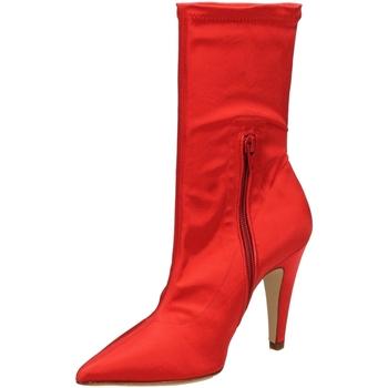 Chaussures Femme Bottines Giampaolo Viozzi RASO DESTINO rosso-rosso