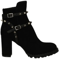 Chaussures Femme Boots Mivida CAMOSCIO/NAPPA rosso-rosso