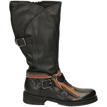 Chaussures Femme Boots Felmini TARGOFF 18 nero-nero