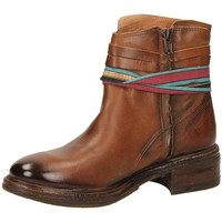 Chaussures Femme Bottines Felmini URRACO santi-marrone