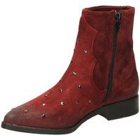 Chaussures Femme Bottines Fabbrica Dei Colli PLAY FOD.PELLE 00034-bordeaux