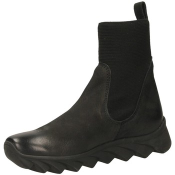 Chaussures Femme Boots Fabbrica Dei Colli READY FOND.TESSUTO 00282-nero