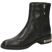 Chaussures Femme Bottines What For THAIS black-nero