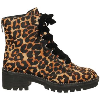 Chaussures Femme Boots Apepazza CRISTEL leopa-leopardo