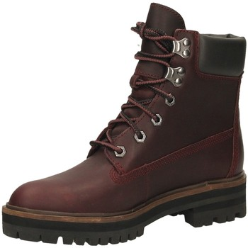 Chaussures Femme Boots Timberland London Square 6in Boot dkpor-bordeaux
