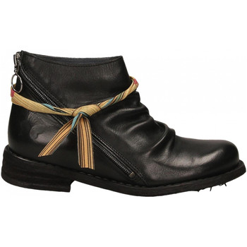 Chaussures Femme Boots Felmini NIGER black-nero