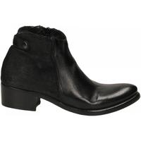 Chaussures Femme Boots Hundred 100 T. CAPO + BOLETO nero