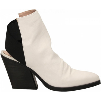 Chaussures Femme Bottines Mivida AGNELLO bianco