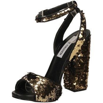 Chaussures Femme Sandales et Nu-pieds Steve Madden RITZY gold-oro