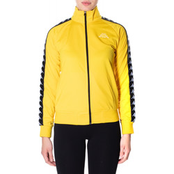 Vêtements Femme Sweats Kappa BANDA WINDSTONE SLIM a32-mostarda