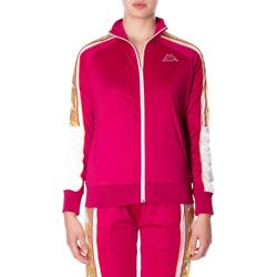 Vêtements Femme Sweats Kappa BANDA 10 ANAY 906-rosso-bianco