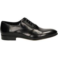 Chaussures Homme Derbies Edward's RICCIO CUOIO ALPACA nero-nero