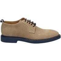 Chaussures Homme Derbies Café Noir DERBY STAMPA INTRECC sabbi-sabbia