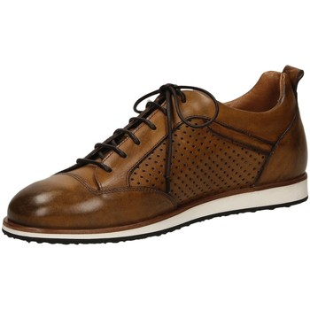 Chaussures Homme Baskets basses Edward's DARK cuoio-cuoio