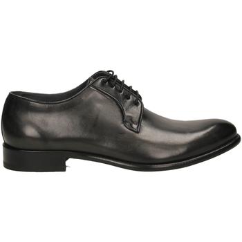 Chaussures Homme Derbies Brecos MONTECARLO DELAVE grine-grigio-nero