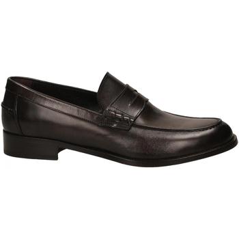 Chaussures Homme Mocassins Edward's DADO SACCHETTO ERODE testa-di-moro