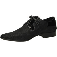 Chaussures Homme Derbies Edward's NINO FENICE nero-nero