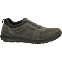 Chaussures Homme Slip ons Enval U BN 22363 grisc-grigio-scuro
