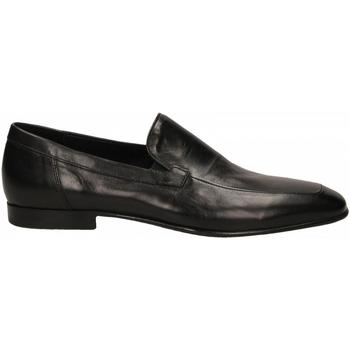 Chaussures Homme Mocassins Edward's FIESTA FORATO BUTTERO nero