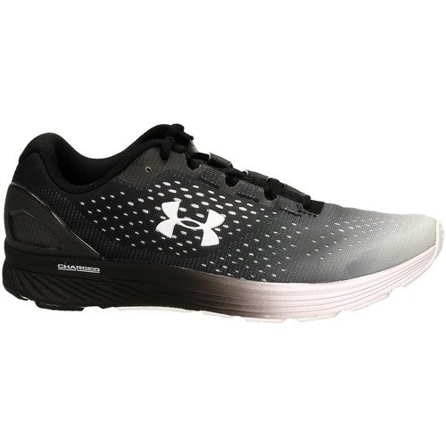 Chaussures Homme Baskets basses Under Armour UA CHARGED BANDIT whibl-bianco-nero
