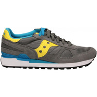 Chaussures Homme Baskets basses Saucony SHADOW ORIGINAL grey-yellow-white