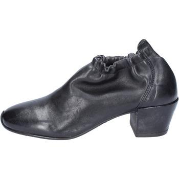 Chaussures Femme Bottines Moma bottines cuir noir