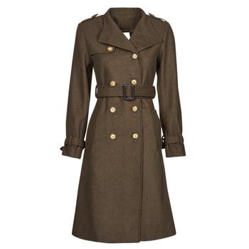 Vêtements Femme Manteaux Betty London LIPIUS Marron