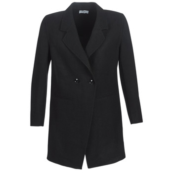 Vêtements Femme Manteaux Betty London LORDLY Noir