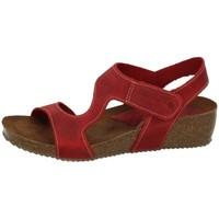 Chaussures Femme Sandales et Nu-pieds Interbios  Rouge