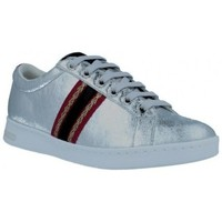 Chaussures Femme Baskets basses Geox Jaysen D921BA Sneakers de Mujer Argenté