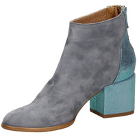 Chaussures Femme Bottines Salvador Ribes CAMOSCIO CRACK jeans-jeans
