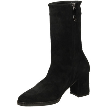 Chaussures Femme Bottines Lorenzo Masiero TRONCH.EL STRETCH nero-nero