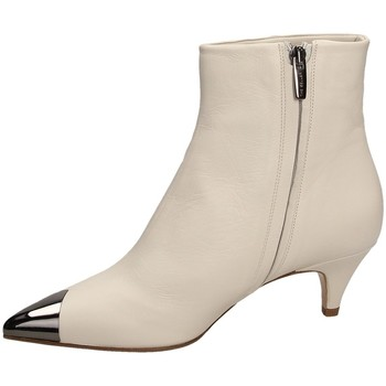 Chaussures Femme Bottines The Seller NAPPA white-bianco