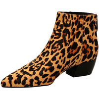 Chaussures Femme Bottines What For FERDINAND dcame-camel