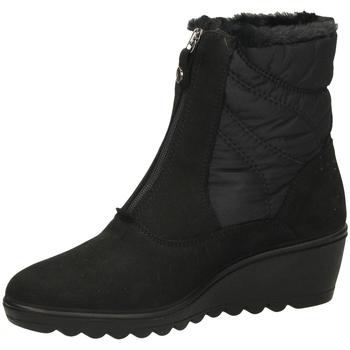 Chaussures Femme Bottes de neige Enval D RX 22755 nero-nero