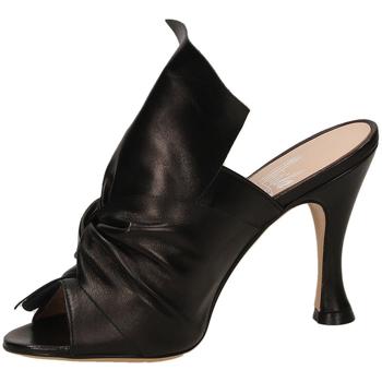 Chaussures Femme Mules Mivida NAPPA nero-nero